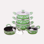 amilex nonstick casserole set (10 pieces) home-and-kitchen special offer best deals buy one lk sri lanka 1453800433.jpg