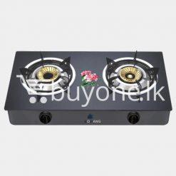 bowang 2 burner glass top gas cooker gas cookers special offer best deals buy one lk sri lanka 1453789015 247x247 - Bowang 2 Burner Glass Top Gas Cooker