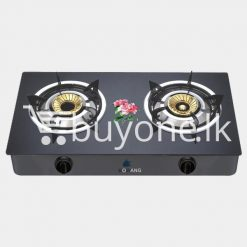 bowang 2 burner glass top gas cooker gas cookers special offer best deals buy one lk sri lanka 1453789015 247x247 - Bowang 2 Burner Glass Top Gas Cooker