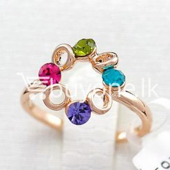 new 2016 fashion most unusual happiness ferris wheel color rhinestone ring best deal valentine send gifts special offer buy one lk sri lanka 5 247x247 - New 2016 Fashion Most Unusual Happiness Ferris Wheel Color Rhinestone Ring