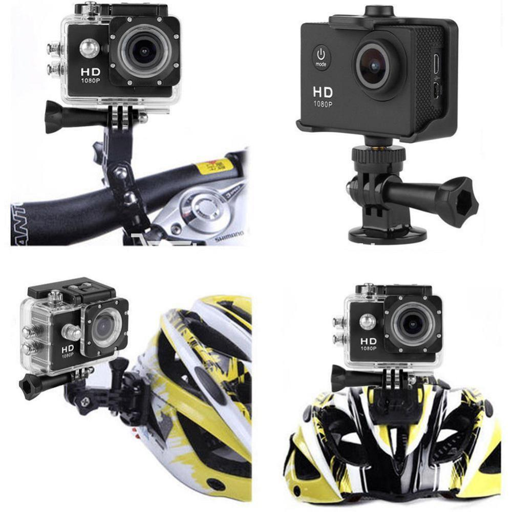 11in1 action camera 12mp hd 1080p 1.5inch lcd diving waterproof sport dv with bicycle stand and helmet base cameras accessories special best offer buy one lk sri lanka 77580 - 11in1 Action Camera 12MP HD 1080P 1.5inch LCD Diving Waterproof Sport DV with bicycle stand and Helmet base