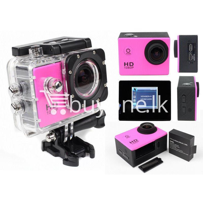 11in1 action camera 12mp hd 1080p 1.5inch lcd diving waterproof sport dv with bicycle stand and helmet base cameras accessories special best offer buy one lk sri lanka 77581 - 11in1 Action Camera 12MP HD 1080P 1.5inch LCD Diving Waterproof Sport DV with bicycle stand and Helmet base