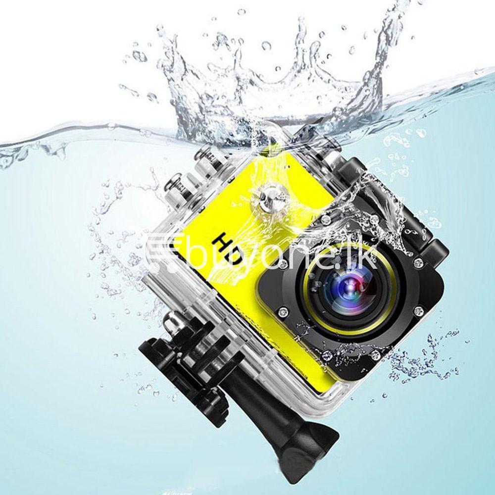 11in1 action camera 12mp hd 1080p 1.5inch lcd diving waterproof sport dv with bicycle stand and helmet base cameras accessories special best offer buy one lk sri lanka 77582 - 11in1 Action Camera 12MP HD 1080P 1.5inch LCD Diving Waterproof Sport DV with bicycle stand and Helmet base