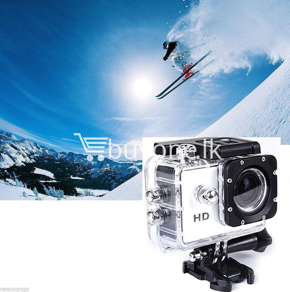 11in1 action camera 12mp hd 1080p 1.5inch lcd diving waterproof sport dv with bicycle stand and helmet base cameras accessories special best offer buy one lk sri lanka 77583 - 11in1 Action Camera 12MP HD 1080P 1.5inch LCD Diving Waterproof Sport DV with bicycle stand and Helmet base