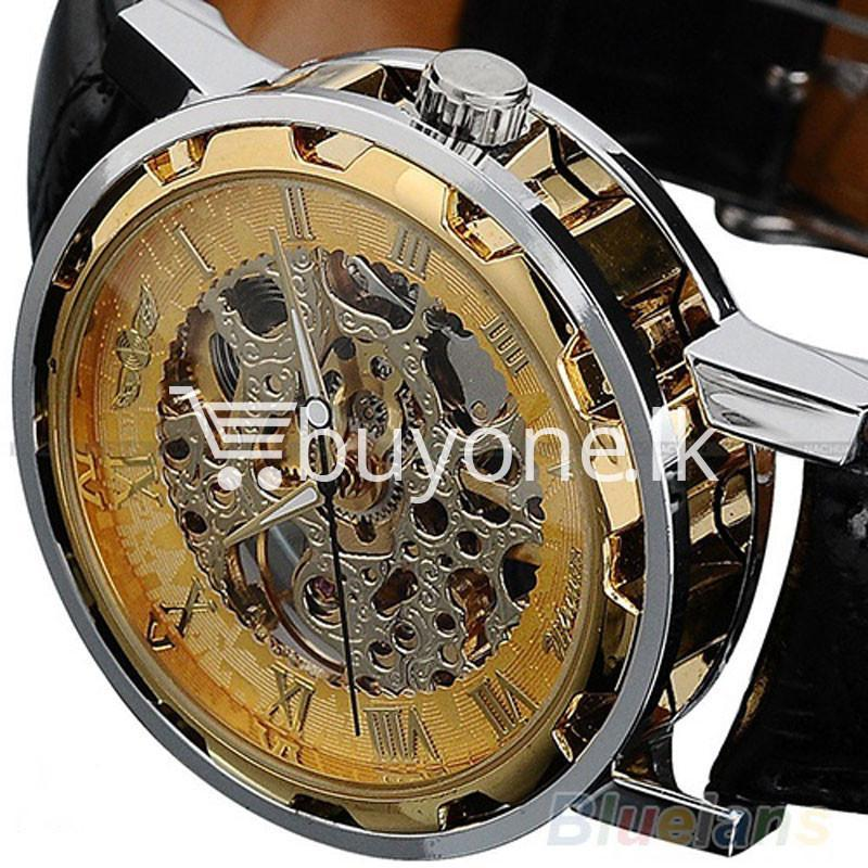 2016 winner luxury stainless steel wind watch for men automatic replica men watches special best offer buy one lk sri lanka 13048 1 - 2016 Winner Luxury Stainless Steel Wind Watch For Men Automatic Replica