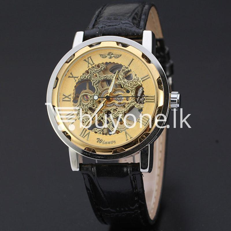 2016 winner luxury stainless steel wind watch for men automatic replica men watches special best offer buy one lk sri lanka 13049 - 2016 Winner Luxury Stainless Steel Wind Watch For Men Automatic Replica