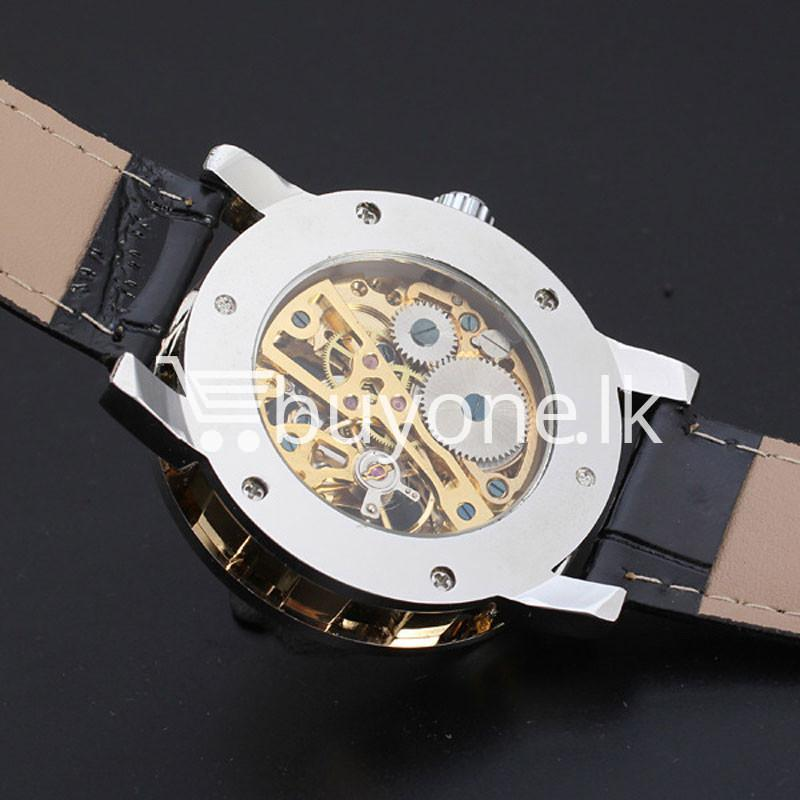 2016 winner luxury stainless steel wind watch for men automatic replica men watches special best offer buy one lk sri lanka 13050 - 2016 Winner Luxury Stainless Steel Wind Watch For Men Automatic Replica