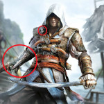 brand new assassins creed 5 unity hidden blade edward action figure baby-care-toys special best offer buy one lk sri lanka 11823.jpg