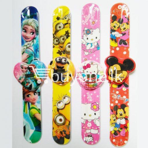 cartoon digital watch slap snap kids watch childrens-watches special best offer buy one lk sri lanka 09559.jpg