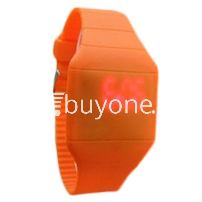 fashion ultra thin led silicone sport watch lovers watches special best offer buy one lk sri lanka 23085 4 Fashion Ultra Thin LED Silicone Sport Watch