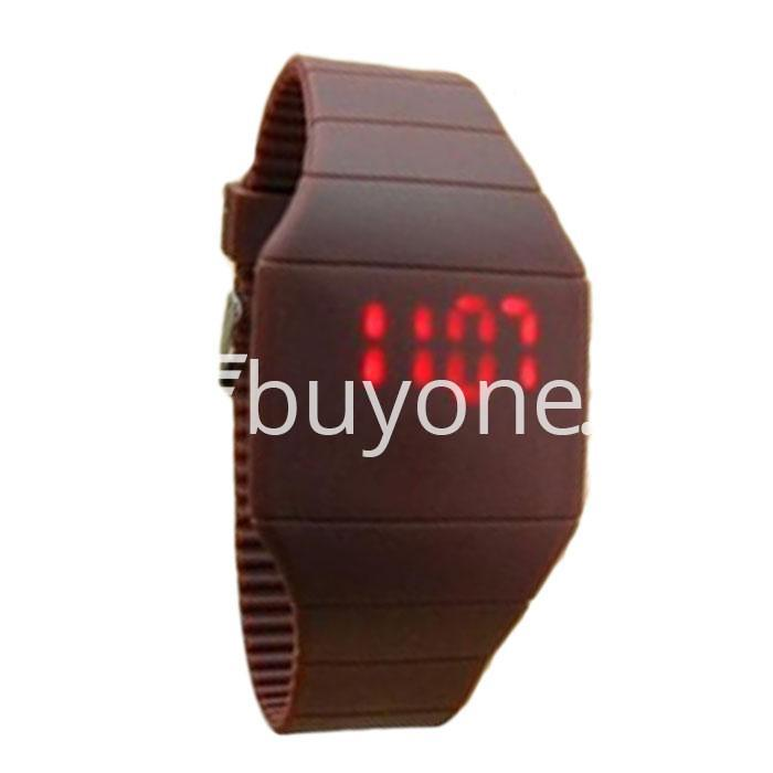 fashion ultra thin led silicone sport watch lovers watches special best offer buy one lk sri lanka 23086 1 Fashion Ultra Thin LED Silicone Sport Watch