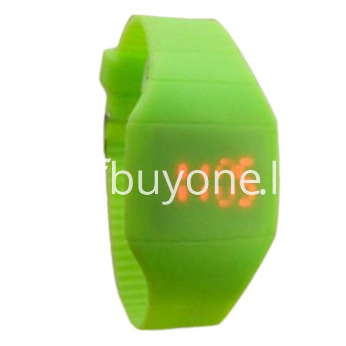 fashion ultra thin led silicone sport watch lovers watches special best offer buy one lk sri lanka 23086 2 Fashion Ultra Thin LED Silicone Sport Watch