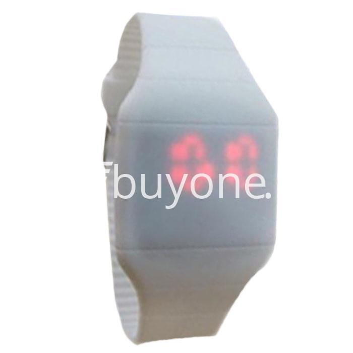 fashion ultra thin led silicone sport watch lovers watches special best offer buy one lk sri lanka 23086 4 Fashion Ultra Thin LED Silicone Sport Watch