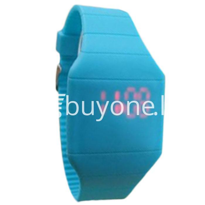 fashion ultra thin led silicone sport watch lovers watches special best offer buy one lk sri lanka 23086 5 Fashion Ultra Thin LED Silicone Sport Watch