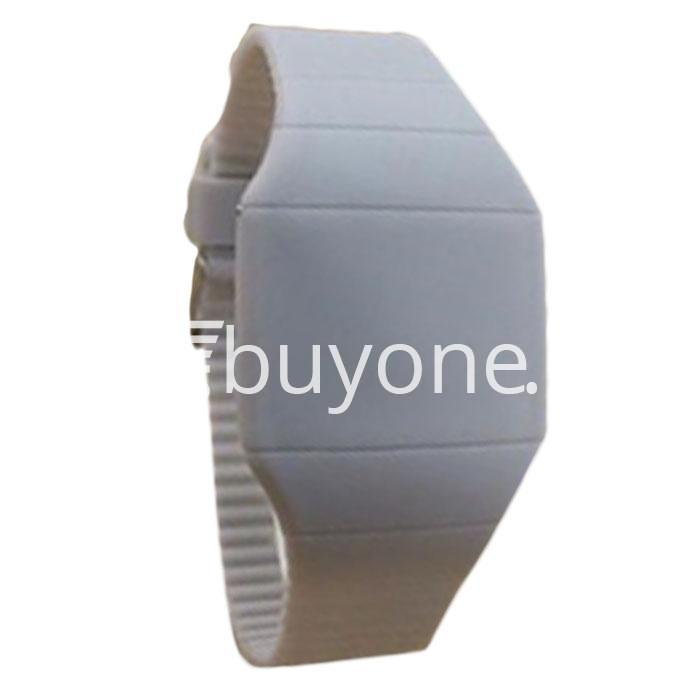fashion ultra thin led silicone sport watch lovers watches special best offer buy one lk sri lanka 23086 - Fashion Ultra Thin LED Silicone Sport Watch