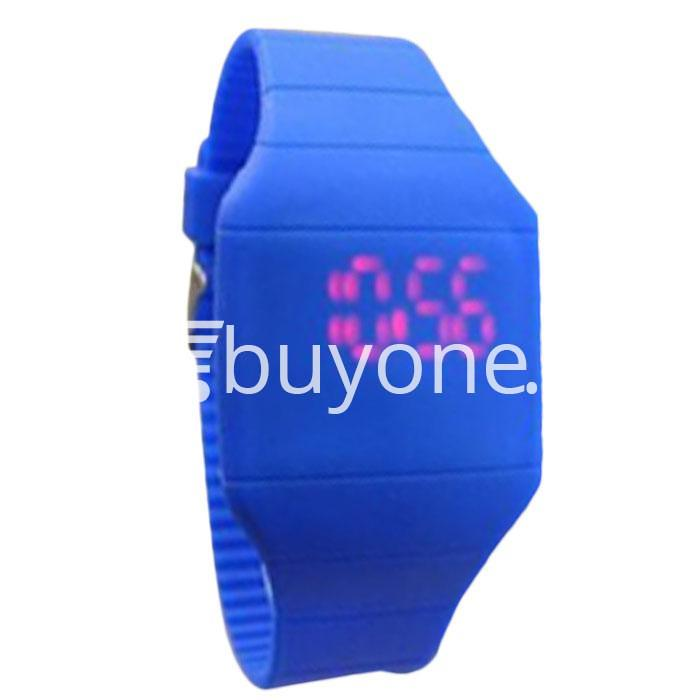 fashion ultra thin led silicone sport watch lovers watches special best offer buy one lk sri lanka 23087 1 Fashion Ultra Thin LED Silicone Sport Watch
