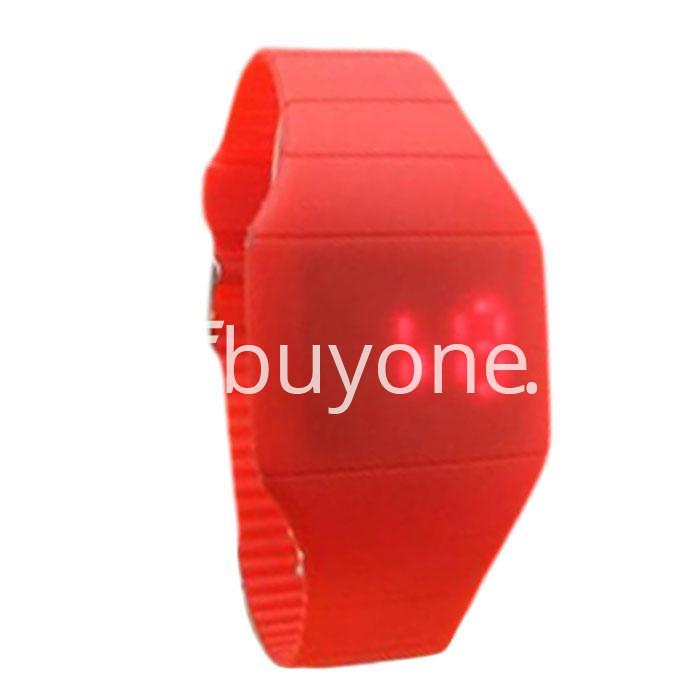 fashion ultra thin led silicone sport watch lovers watches special best offer buy one lk sri lanka 23087 2 Fashion Ultra Thin LED Silicone Sport Watch