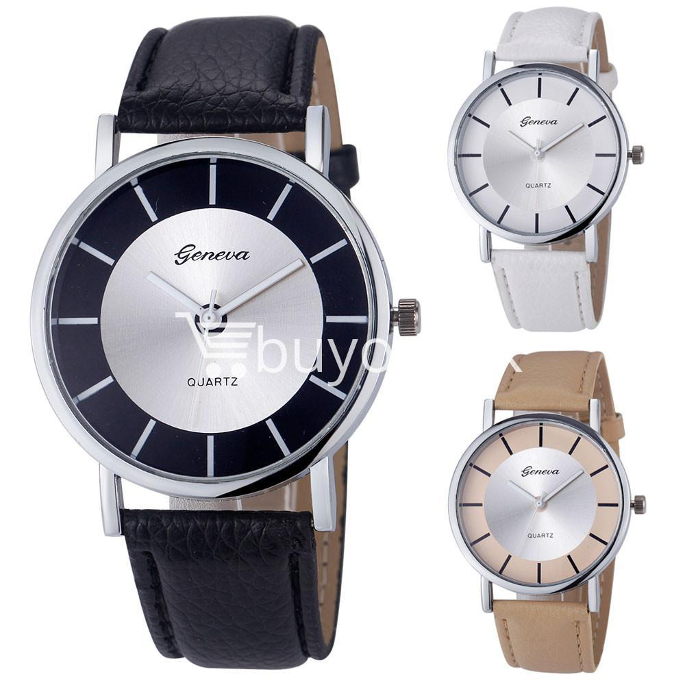 geneva quartz casual sports watch for ladieswomens watch store special best offer buy one lk sri lanka 10116 - Geneva Quartz Casual Sports Watch For Ladies/Womens