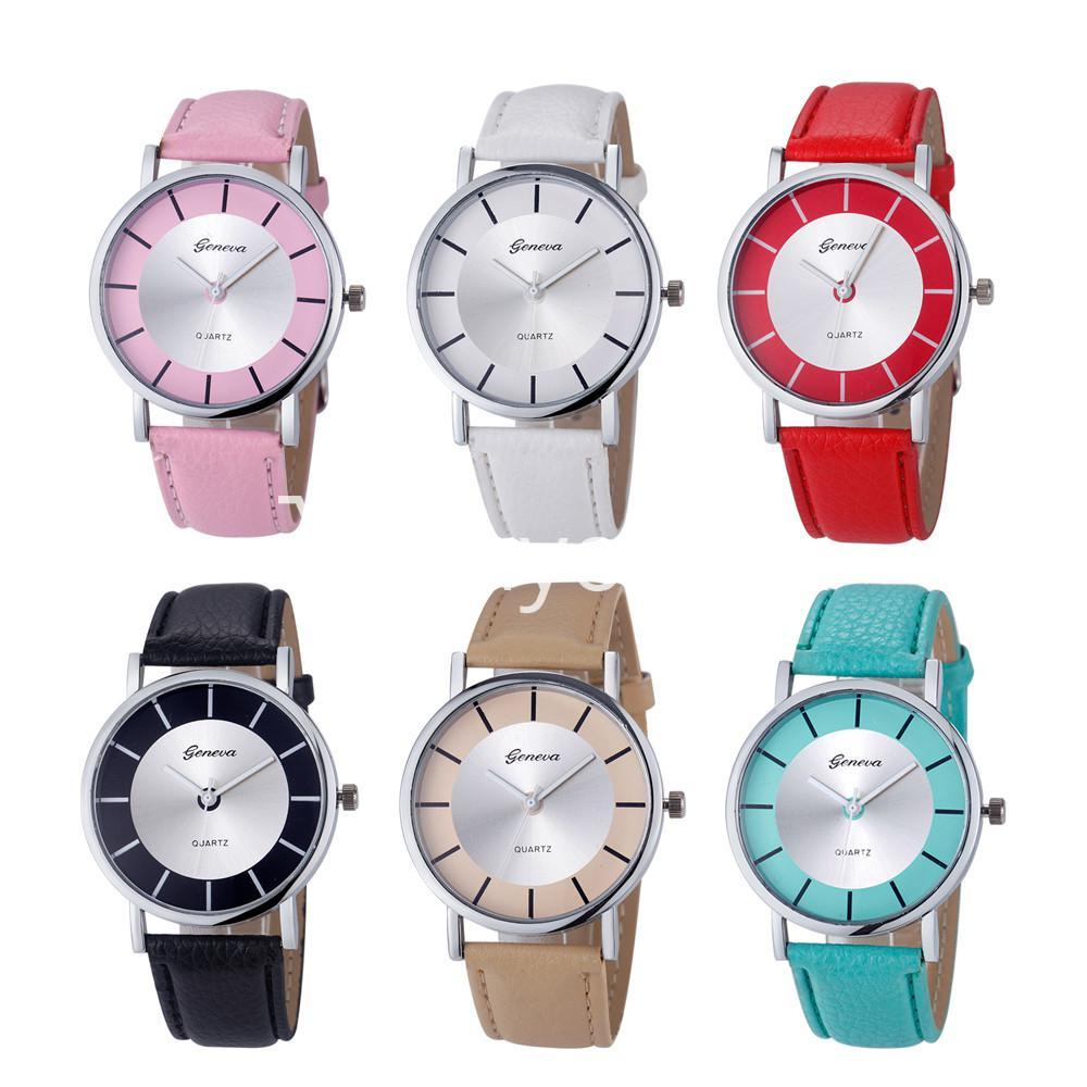 geneva quartz casual sports watch for ladieswomens watch store special best offer buy one lk sri lanka 10117 - Geneva Quartz Casual Sports Watch For Ladies/Womens