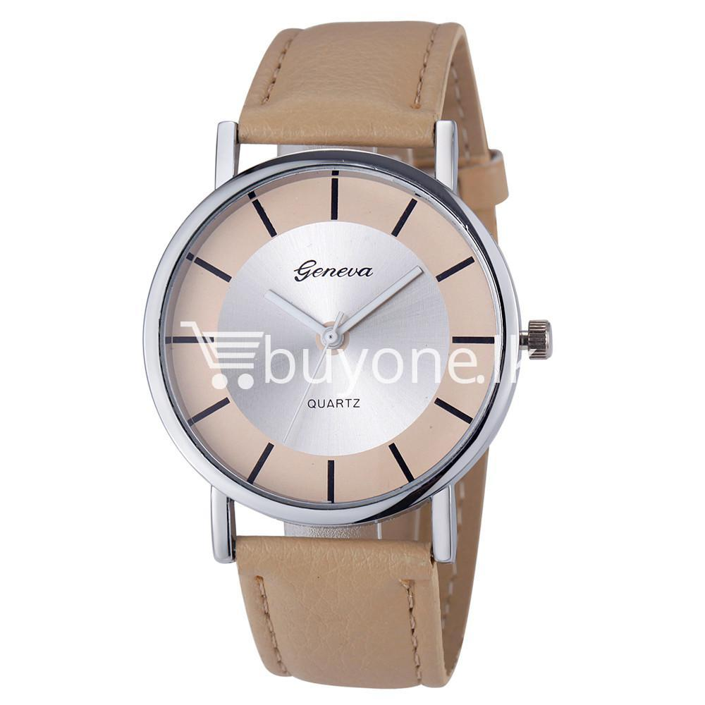 geneva quartz casual sports watch for ladieswomens watch store special best offer buy one lk sri lanka 10118 1 - Geneva Quartz Casual Sports Watch For Ladies/Womens