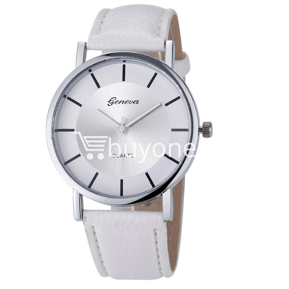 geneva quartz casual sports watch for ladieswomens watch store special best offer buy one lk sri lanka 10120 - Geneva Quartz Casual Sports Watch For Ladies/Womens