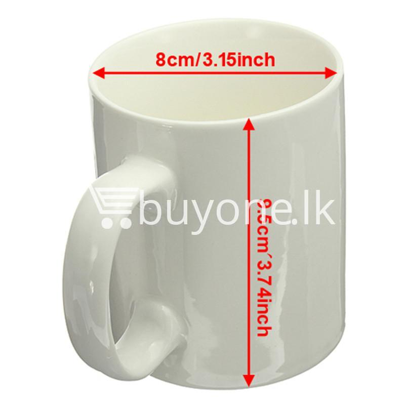 magic heart hot cold coffee mug for couples lovers home and kitchen special best offer buy one lk sri lanka 61984 2 - Magic Heart Hot Cold Coffee Mug For Couples & Lovers