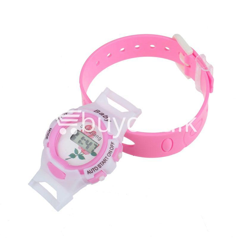 modern colorful led digital sport watch for children childrens watches special best offer buy one lk sri lanka 22760 1 - Modern Colorful LED Digital Sport Watch For Children