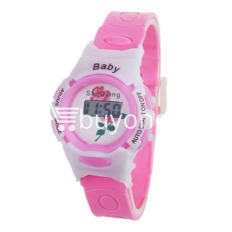 modern colorful led digital sport watch for children childrens watches special best offer buy one lk sri lanka 22760 3 - Modern Colorful LED Digital Sport Watch For Children