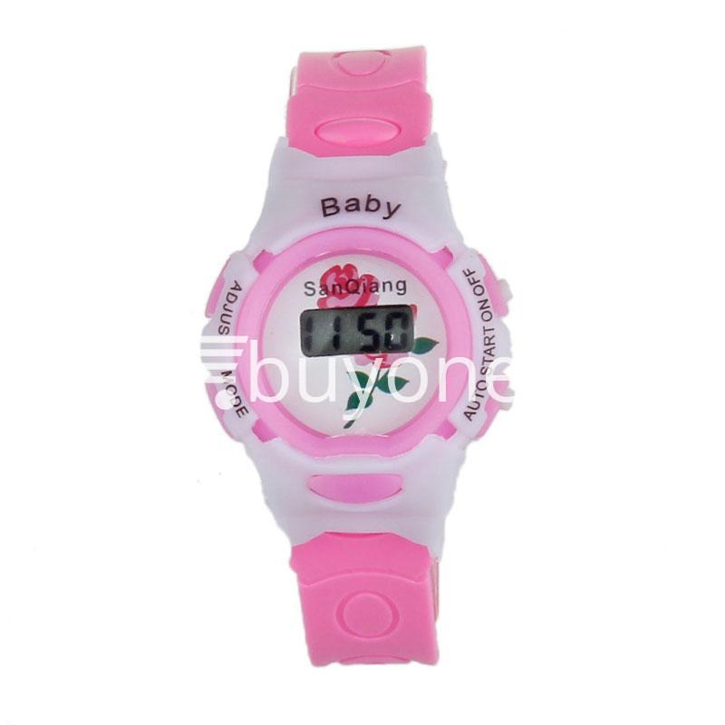 modern colorful led digital sport watch for children childrens watches special best offer buy one lk sri lanka 22760 4 - Modern Colorful LED Digital Sport Watch For Children