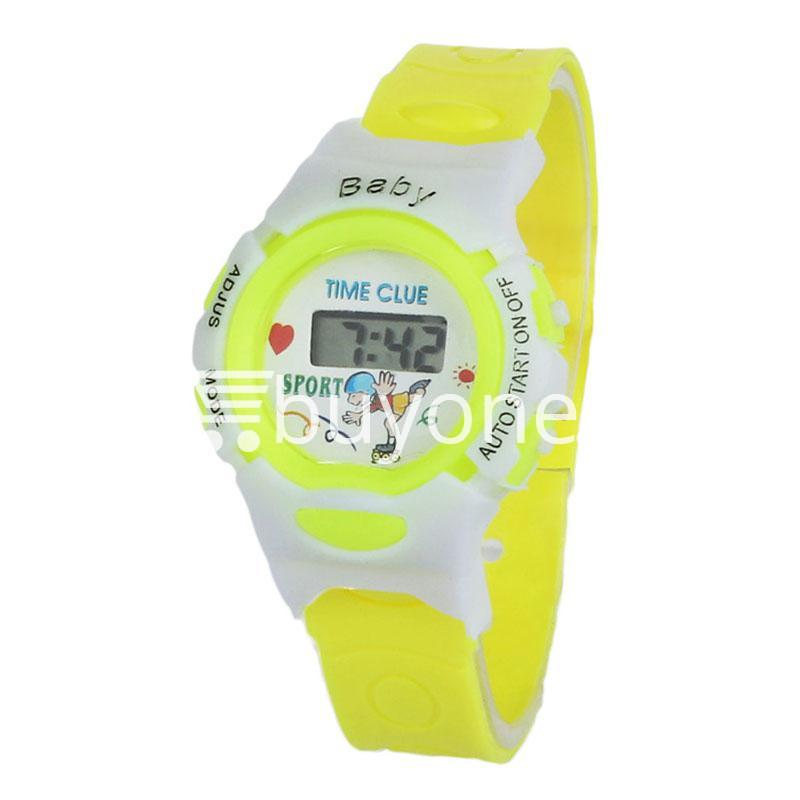 modern colorful led digital sport watch for children childrens watches special best offer buy one lk sri lanka 22761 - Modern Colorful LED Digital Sport Watch For Children