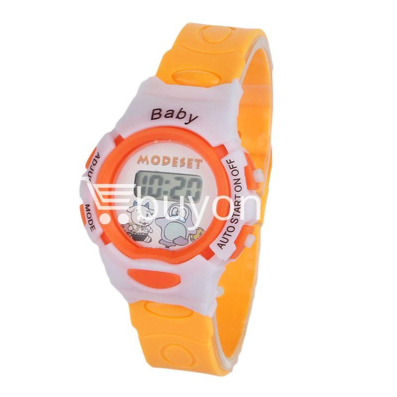 modern colorful led digital sport watch for children childrens watches special best offer buy one lk sri lanka 22762 2 - Modern Colorful LED Digital Sport Watch For Children