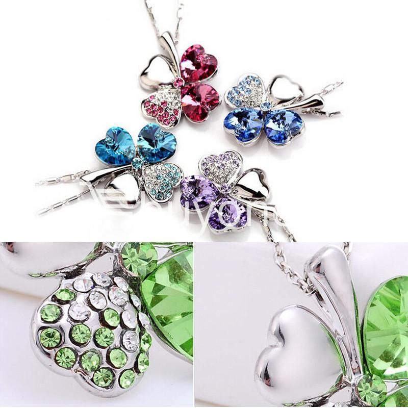 new 2016 silver crystal pendant chain necklace valentine gift jewelry store special best offer buy one lk sri lanka 12675 2 New 2016 Silver Crystal Pendant Chain Necklace Valentine Gift