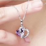 new crystal pendant necklaces heart chain valentine gifts jewelry-store special best offer buy one lk sri lanka 11942.jpg