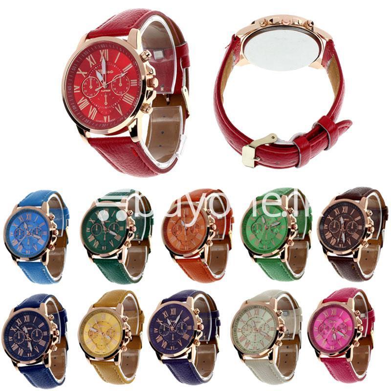 new geneva casual roman numerals quartz women wrist watches watch store special best offer buy one lk sri lanka 11981 2 - New Geneva Casual Roman Numerals Quartz Women Wrist Watches