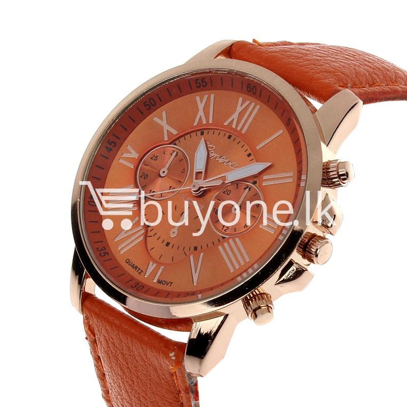 new geneva casual roman numerals quartz women wrist watches watch store special best offer buy one lk sri lanka 11982 - New Geneva Casual Roman Numerals Quartz Women Wrist Watches