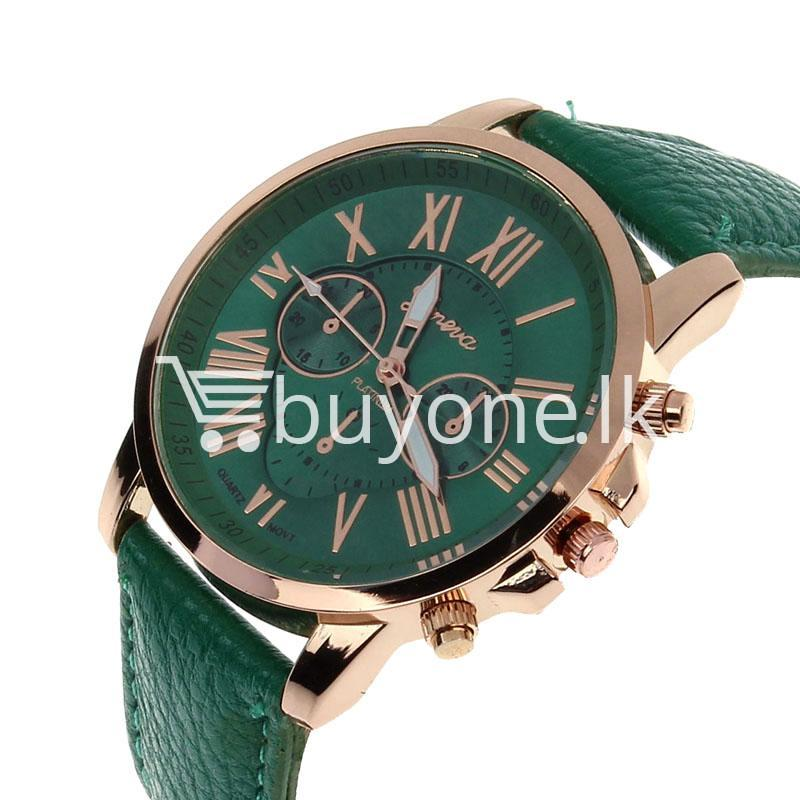 new geneva casual roman numerals quartz women wrist watches watch store special best offer buy one lk sri lanka 11983 1 - New Geneva Casual Roman Numerals Quartz Women Wrist Watches