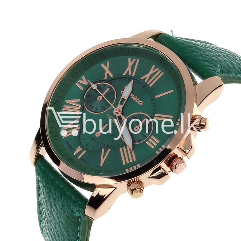 new geneva casual roman numerals quartz women wrist watches watch store special best offer buy one lk sri lanka 11983 1 - New Geneva Casual Roman Numerals Quartz Women Wrist Watches