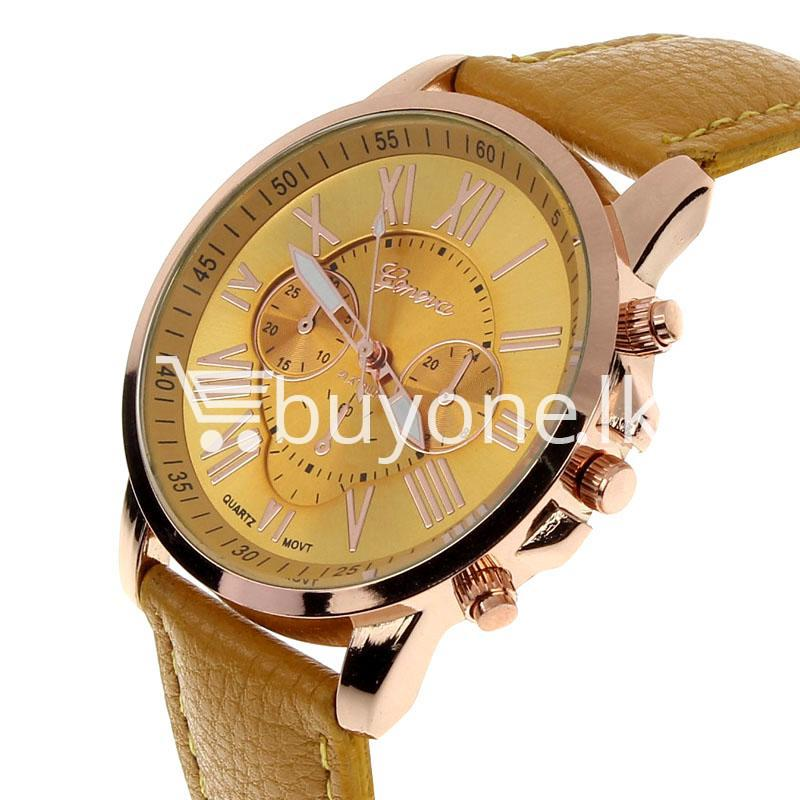 new geneva casual roman numerals quartz women wrist watches watch store special best offer buy one lk sri lanka 11983 2 - New Geneva Casual Roman Numerals Quartz Women Wrist Watches