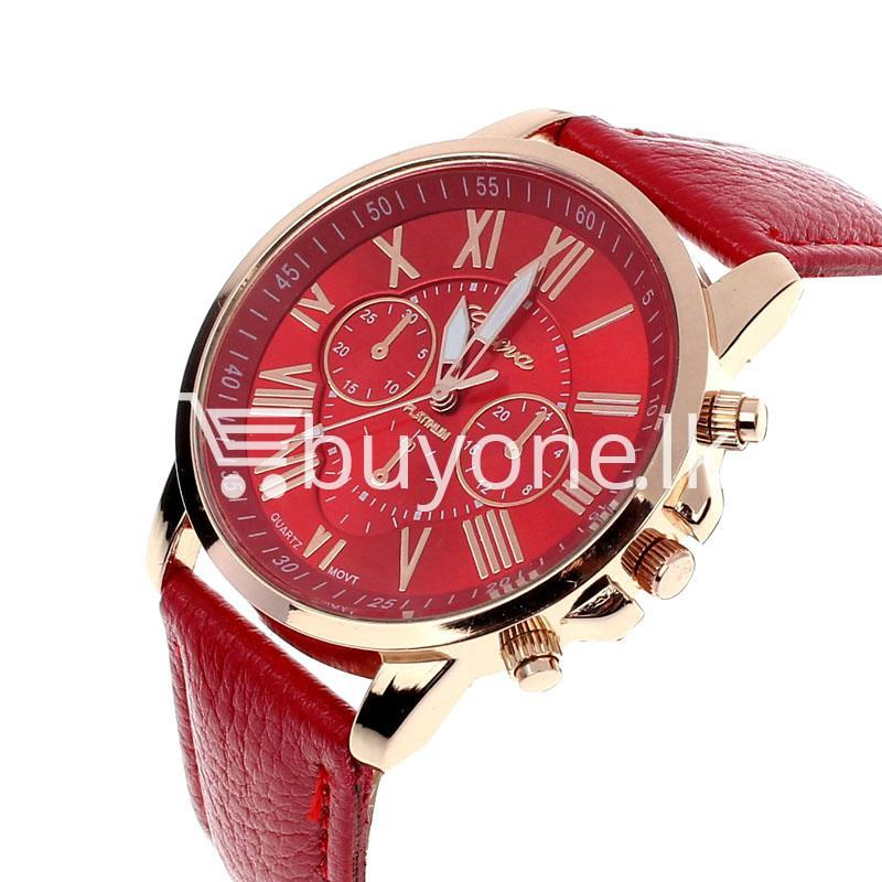 new geneva casual roman numerals quartz women wrist watches watch store special best offer buy one lk sri lanka 11983 3 - New Geneva Casual Roman Numerals Quartz Women Wrist Watches