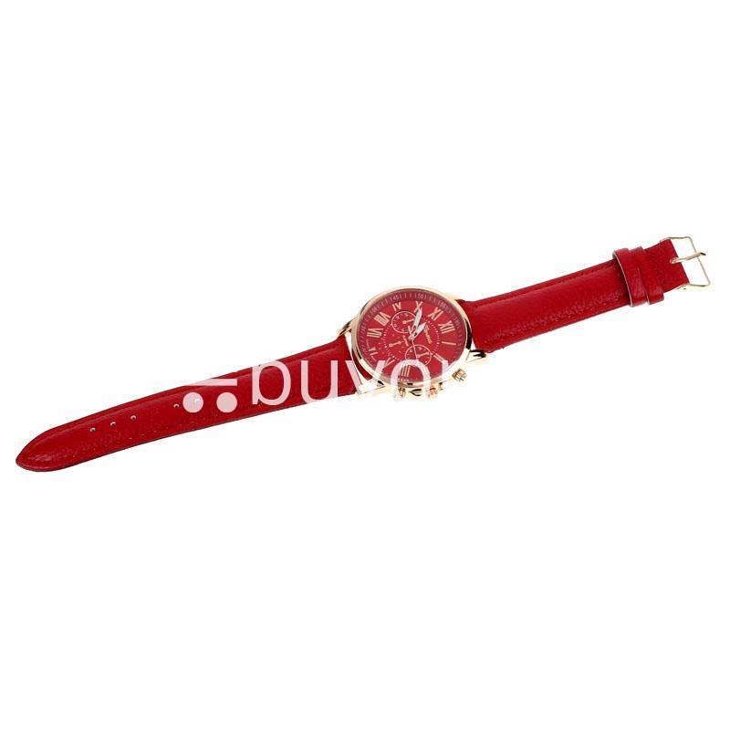 new geneva casual roman numerals quartz women wrist watches watch store special best offer buy one lk sri lanka 11986 1 - New Geneva Casual Roman Numerals Quartz Women Wrist Watches
