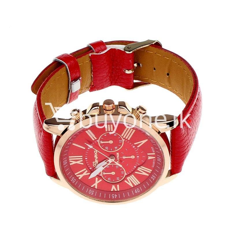 new geneva casual roman numerals quartz women wrist watches watch store special best offer buy one lk sri lanka 11987 1 - New Geneva Casual Roman Numerals Quartz Women Wrist Watches