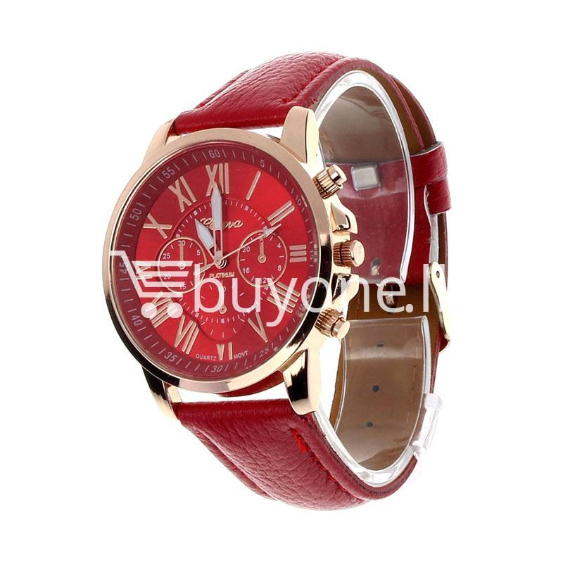 new geneva casual roman numerals quartz women wrist watches watch store special best offer buy one lk sri lanka 11987 2 - New Geneva Casual Roman Numerals Quartz Women Wrist Watches