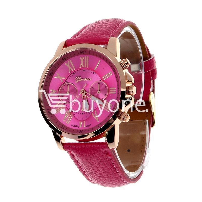 new geneva casual roman numerals quartz women wrist watches watch store special best offer buy one lk sri lanka 11988 - New Geneva Casual Roman Numerals Quartz Women Wrist Watches