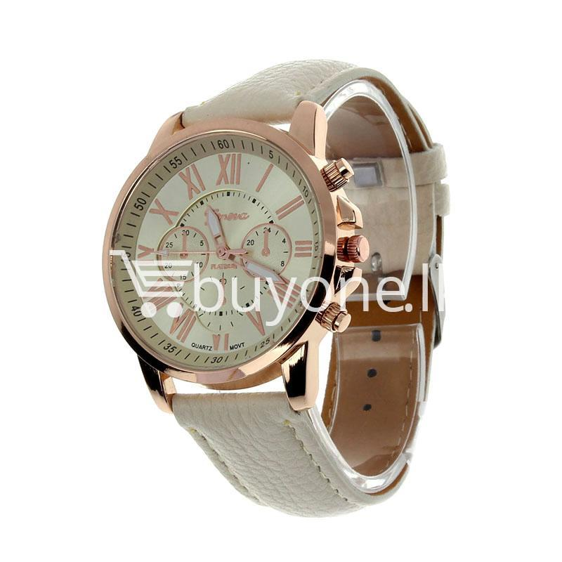 new geneva casual roman numerals quartz women wrist watches watch store special best offer buy one lk sri lanka 11989 1 - New Geneva Casual Roman Numerals Quartz Women Wrist Watches