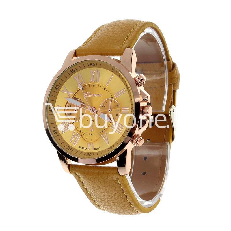 new geneva casual roman numerals quartz women wrist watches watch store special best offer buy one lk sri lanka 11989 2 - New Geneva Casual Roman Numerals Quartz Women Wrist Watches
