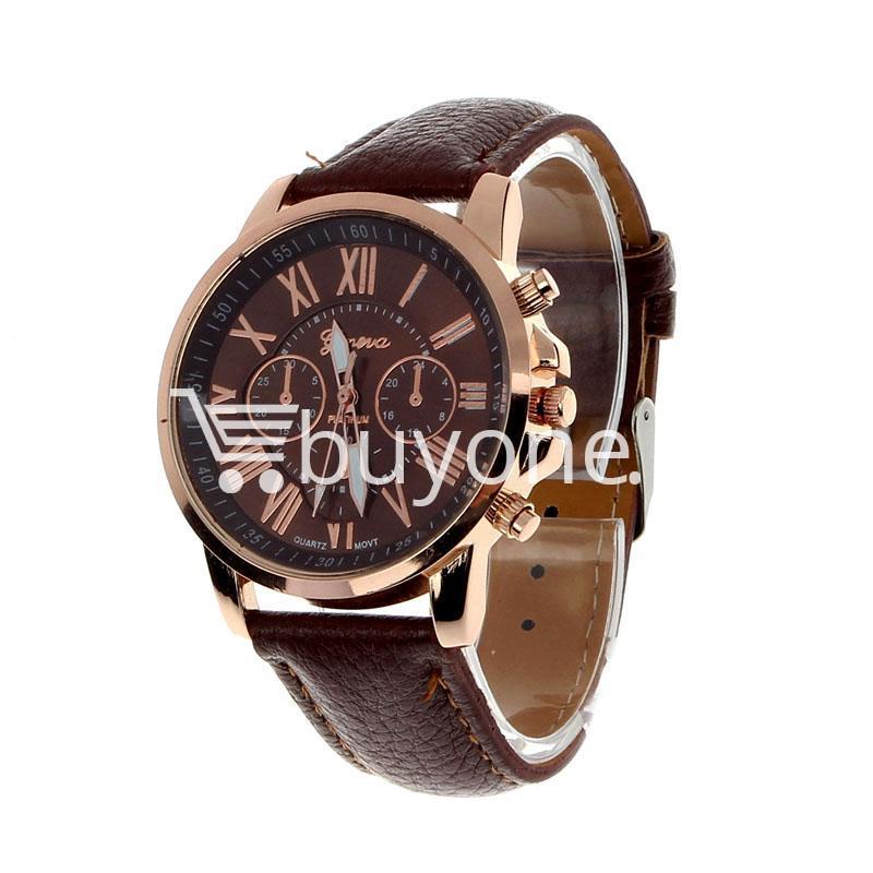new geneva casual roman numerals quartz women wrist watches watch store special best offer buy one lk sri lanka 11990 2 - New Geneva Casual Roman Numerals Quartz Women Wrist Watches