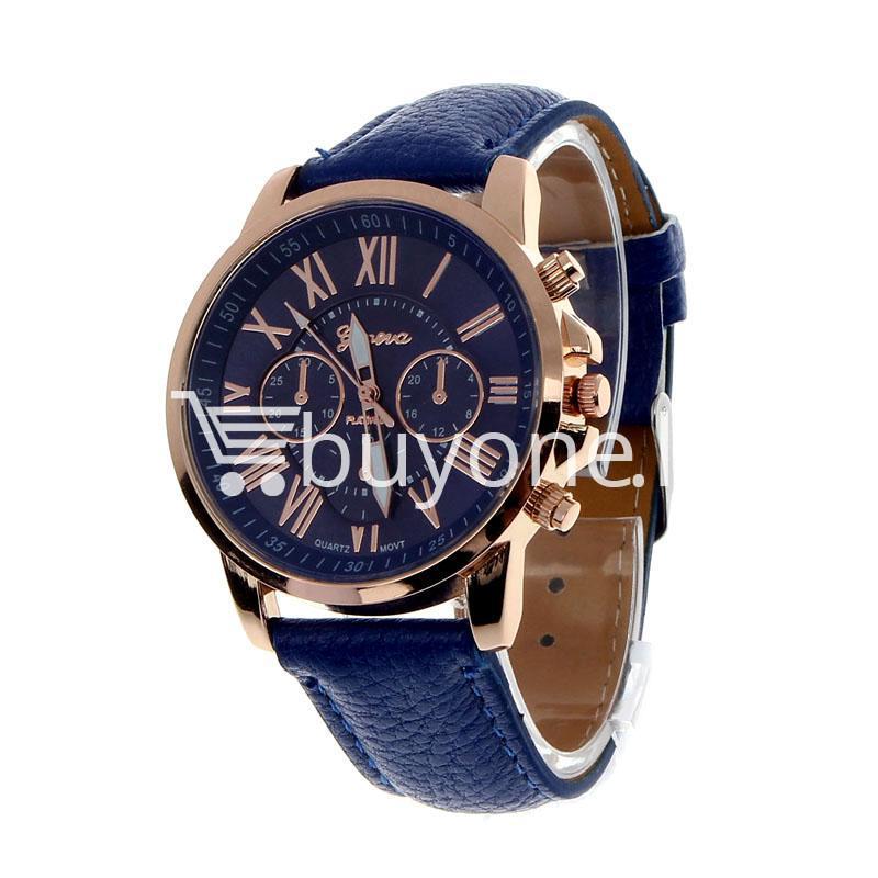 new geneva casual roman numerals quartz women wrist watches watch store special best offer buy one lk sri lanka 11990 - New Geneva Casual Roman Numerals Quartz Women Wrist Watches