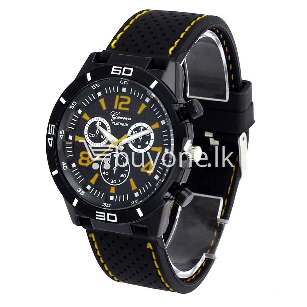 new geneva platinum men digital quartz wrist watch replica men watches special best offer buy one lk sri lanka 12266 - New Geneva Platinum Men Digital Quartz Wrist Watch Replica