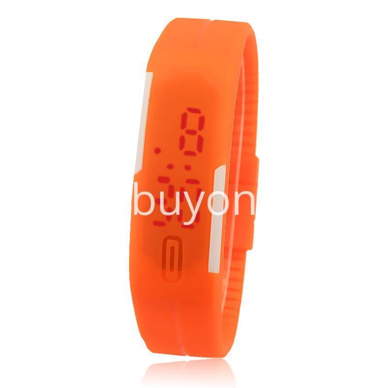 new ultra thin digital led sports watch men watches special best offer buy one lk sri lanka 23341 2 - New Ultra Thin Digital LED Sports Watch