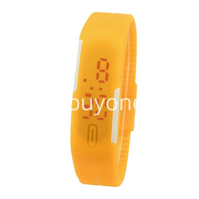 new ultra thin digital led sports watch men watches special best offer buy one lk sri lanka 23341 - New Ultra Thin Digital LED Sports Watch